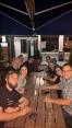Drinks after Munich